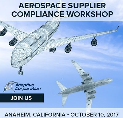 Aerospace Supplier Compliance