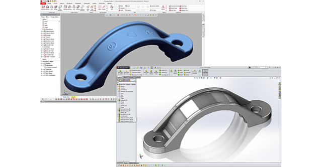 Reverse Engineering and Metrology Software Solutions by 3D Systems