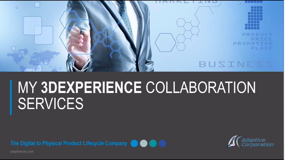 3DEXPERIENCE Collaboration Webinar