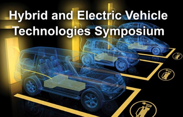 Hybrid and Electric Vehicle Symposium